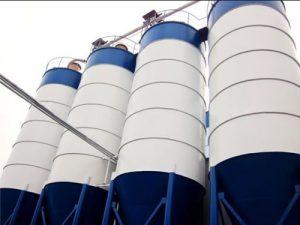 Çimento siloları